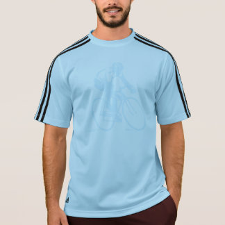 Custom adidas sports cycling T shirt