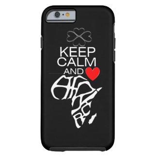 Custom Africa -iPhone6 case by CAM237Design