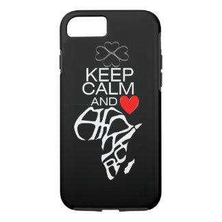 Custom Africa -iPhone 7 case by CAM237Design
