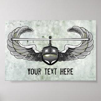 Custom Air Assault Poster
