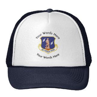 Custom Air National Guard Shield Cap