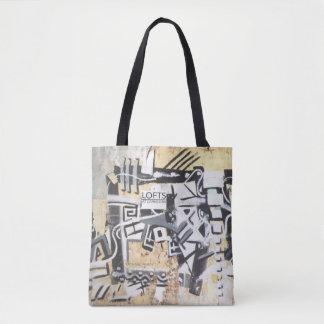 Custom all over print bag