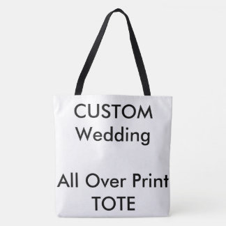 Custom ALL OVER PRINT Tote Bag LARGE
