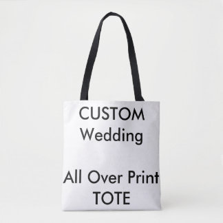 Custom ALL-OVER-PRINT Tote Bag MEDIUM