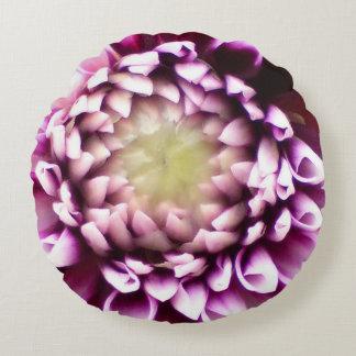 Custom Angerautes polyester round Dekokissen (41) Round Cushion
