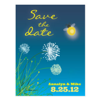 Custom - Annalyn Save the Date Postcard