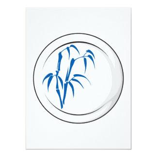 "Custom Antique Fine China Plate Dinnerware Invites 6.5"" X 8.75"" Invitation Card"