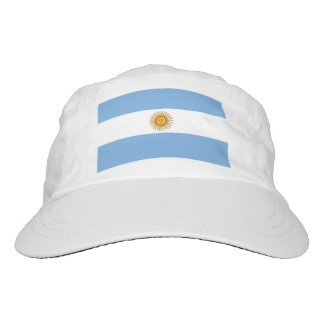 Custom Argentina flag knit and woven sports hats Hat