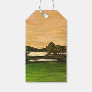 Custom Art Gift Tags By Dandelion Thicket