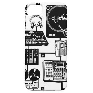 custom Assemble Your Hustle Music Mixology iPhone 5 Cover