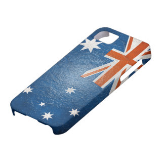 Custom Australian Flag Case-Mate ID iPhone 5 iPhone 5 Covers