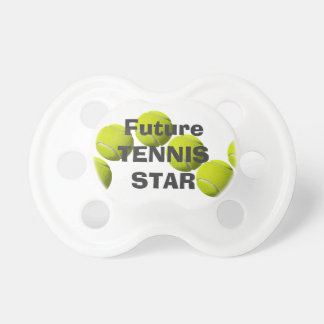 Custom Baby Gift, Future Tennis Star Dummy
