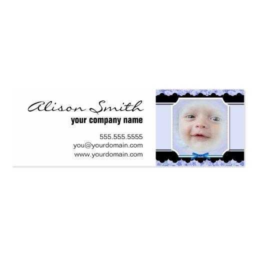 Custom baby I go phase Business Card