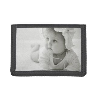 Custom Baby Photo Wallet