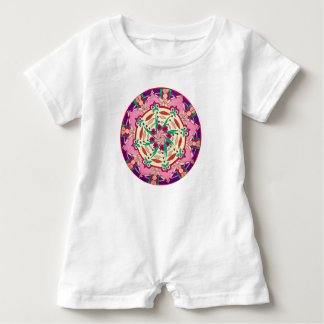 Custom Baby Romper Baby Bodysuit