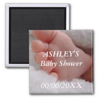 Custom Baby Shower Magnet