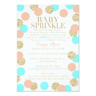 Custom Baby Sprinkle Card