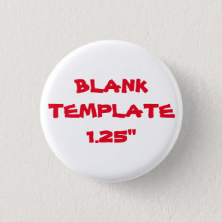 "Custom Bachelorette Blank Template 1.25"" Button"