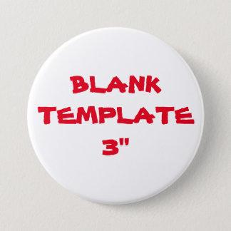"Custom Bachelorette Blank Template 3"" Button"