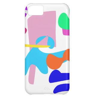 Custom Background Color Joy iPhone 5C Cases