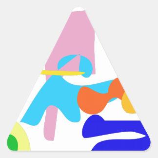 Custom Background Color Joy Stickers