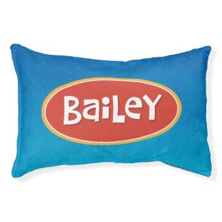 Custom Bailey Small Dog Bed