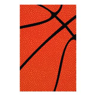 Custom Basketball Stationery