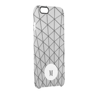 custom beautiful pattern fashion style rich looks clear iPhone 6/6S case
