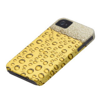 Custom Beer Bubbles Case-Mate ID iPhone 4 4S Case