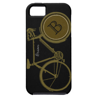 custom bicycle for cool bikers iPhone 5 cover