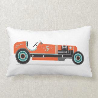 Custom Birth Announcement Pillow - Transportation