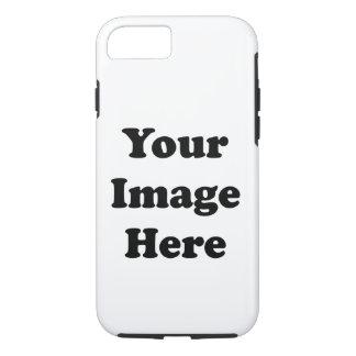 Custom Blank Case-Mate Tough iPhone 7 Case