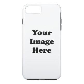 Custom Blank Case-Mate Tough iPhone 7 Plus Case