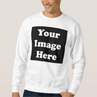 Custom Blank Template Sweatshirt