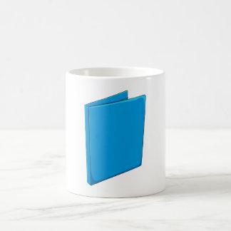 Custom Blue Binder Folder Greeting Playing Cards Coffee Mug