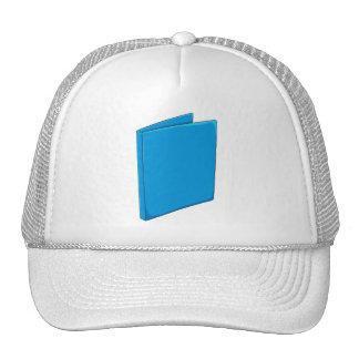 Custom Blue Binder Folder Mugs Hats Buttons Pins