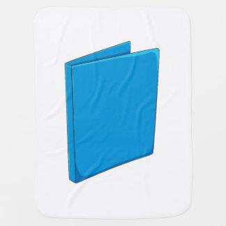 Custom Blue Binder Folder Shirt Kid Hoodies Jacket Buggy Blanket