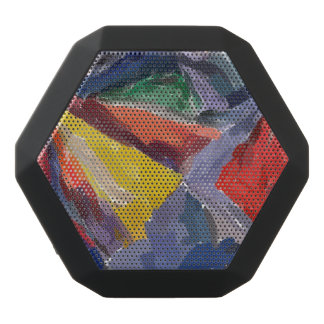 Custom Boombot REX, Black, abstract