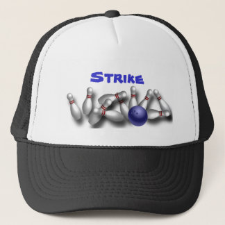 Custom Bowling Hats Caps Gifts
