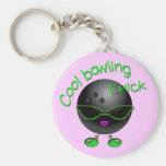 Custom Bowling Keychains Gifts