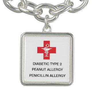 custom bracelet medical alert ID