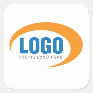 Custom Business Logo Stickers