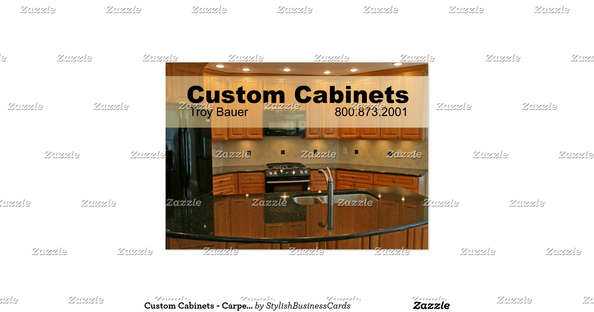 Custom cabinets carpenter home improvement pack of for A 1 custom cabinets