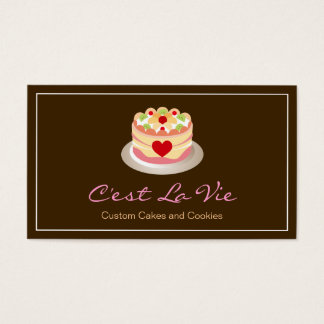 Custom Cakes and Cookies Dessert Bakery Store