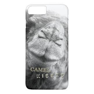 Custom Camel Kisses Closeup Photo iPhone 7 Plus Case