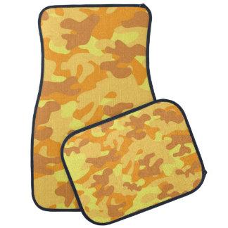 Custom Camouflage Car Mats