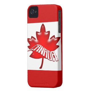 Custom Canada Iphone 4 Case-Mate Case