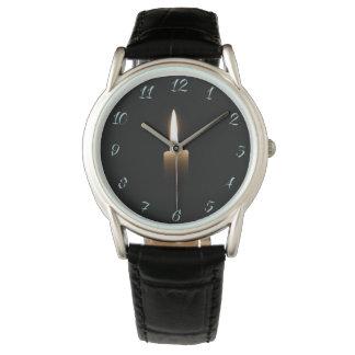 Custom Candle Watch (add a note) 331 By Zazz_it