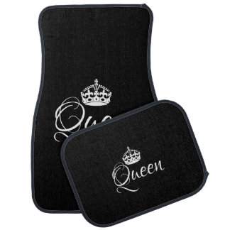 Custom Car Floor Mats - Queen