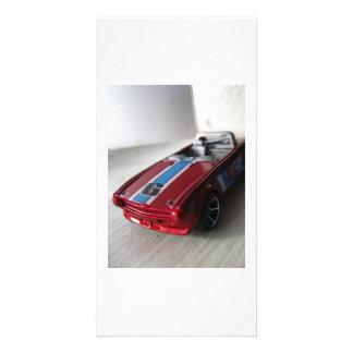 Custom Car Toy! Photo Card Template